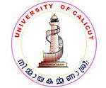 Calicut University degree Trial allotment result 2016