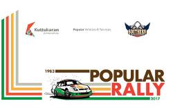 Popular rally 2017 Kochi