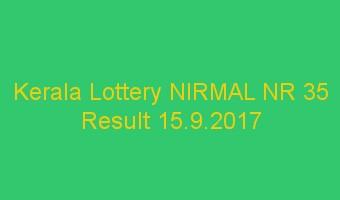 nirmallottery-15-9-2017