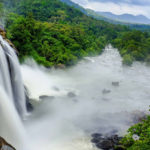Athirappilly Water Falls