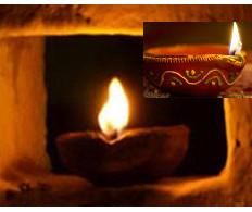 Diwali Festival, Festival Lights