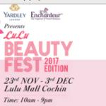 Lulu Mall Fashion Show Kochi