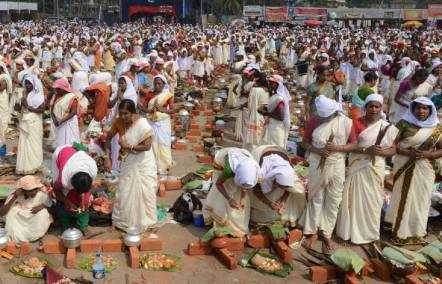 Attukal Pongala Thiruvananthapuram