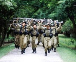 Army Recruitment Rally Trivandrum April 2018