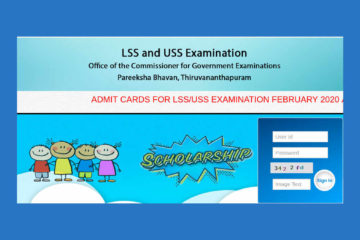 keralapareekshabhavan LSS/USS Answer Key 29.2.2020