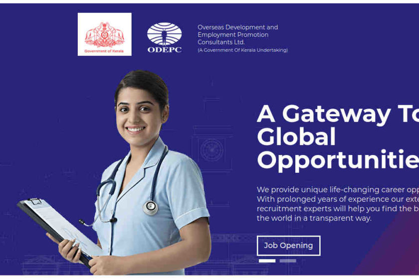 Odepc Nurse Job Vacanciesand Recruitment Resgistration