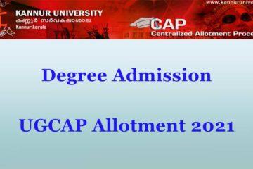 degree allotment