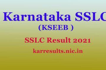 SSLC Karnataka